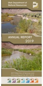 Picture of annual report cover