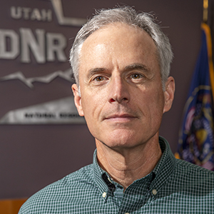 image of Rory Reynolds, new interim director of wildlife resources.